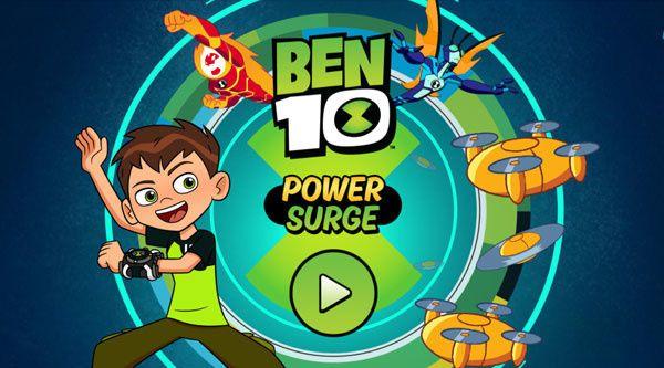 """Игри от """"Бен 10""""   Играй най-добрите игри и гледай най-добрите клипчета от """"Бен 10"""" безплатно   Cartoon Network"""