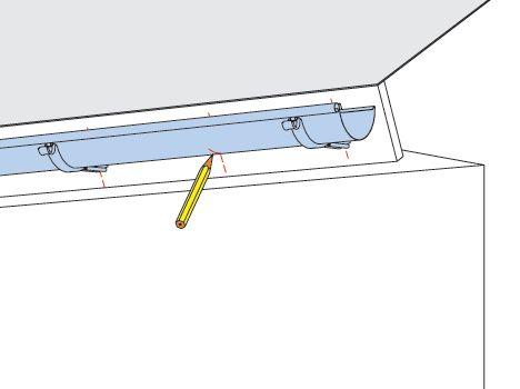 Gjør det selv: Slik monterer du takrenner