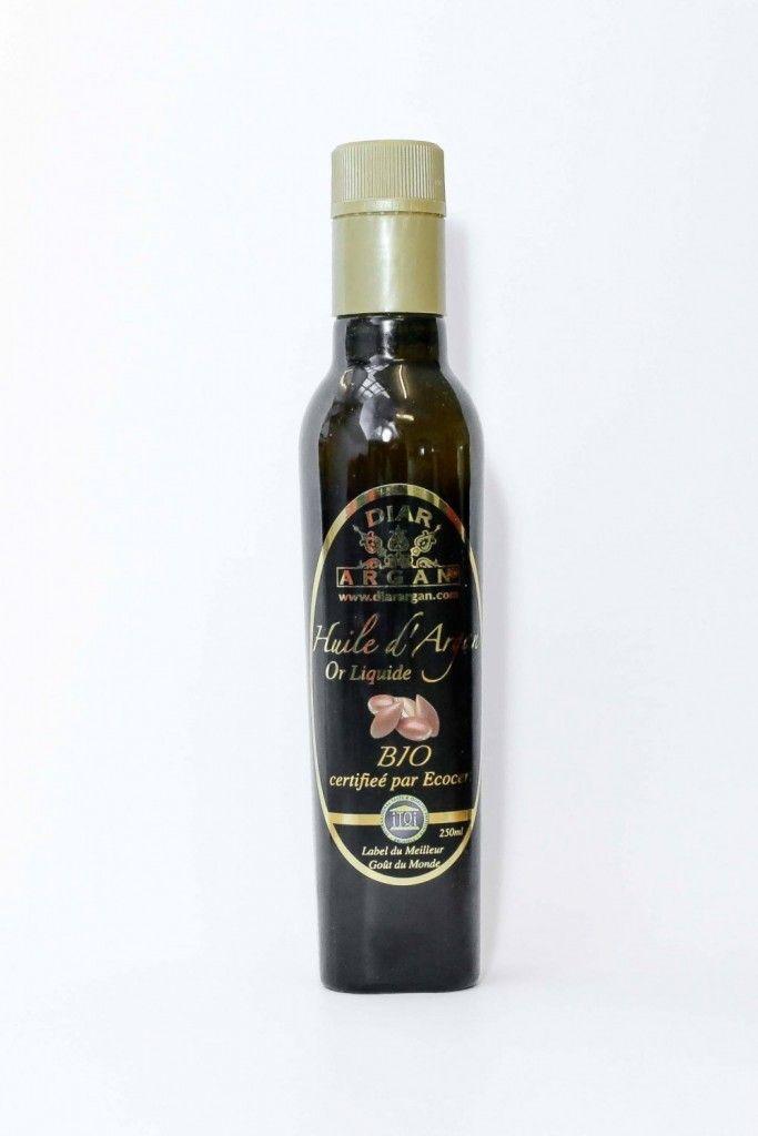 Organisk spiselig arganolje | Argan Beauty Nettbutikk