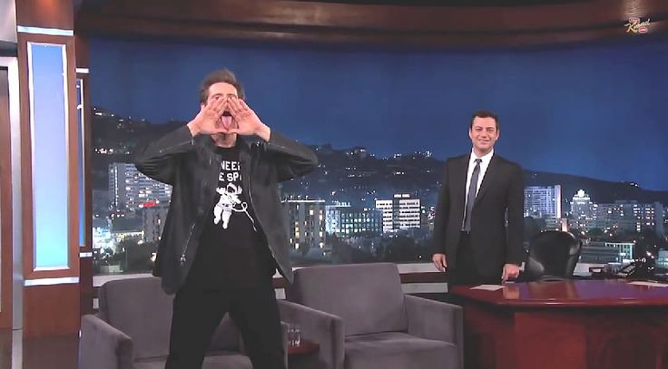 """I'm Sick And Tired Of The Secrets And The Lies"" Jim Carrey Calls Out Illuminati Secrets On National Television"