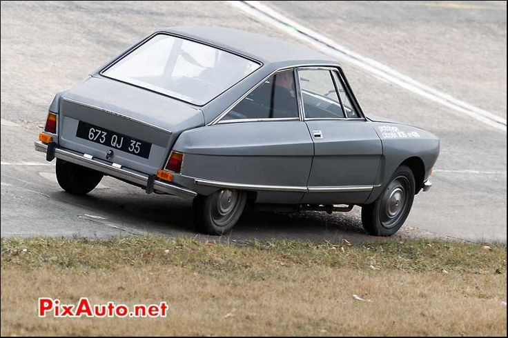 Prototype citroen M35, coupes de printemps Montlhery