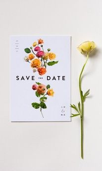 Paperlux - MSEuropa Save the Date — Designspiration