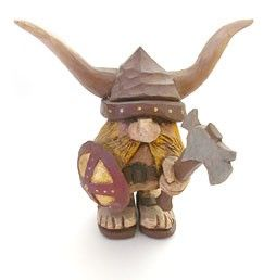 Free Viking Carving Pattern from DeepWoodVentures