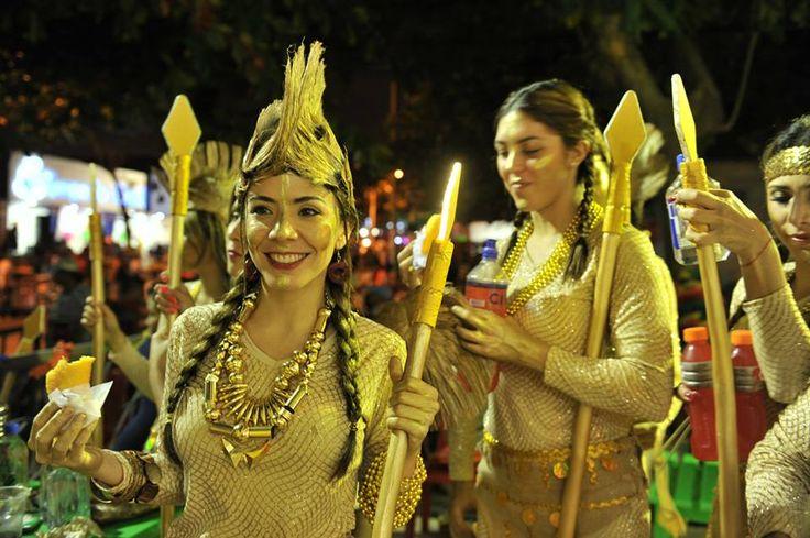Carnaval De Barranquilla La Guacherna 2015
