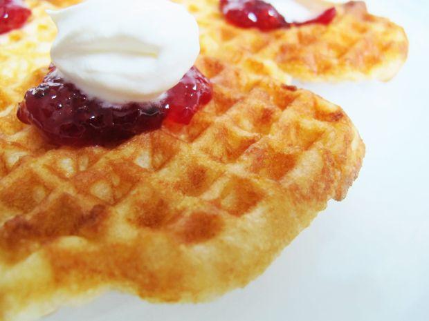 Traditional Swedish Waffles Recipe