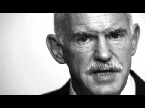 George Papandreou On A United Europe