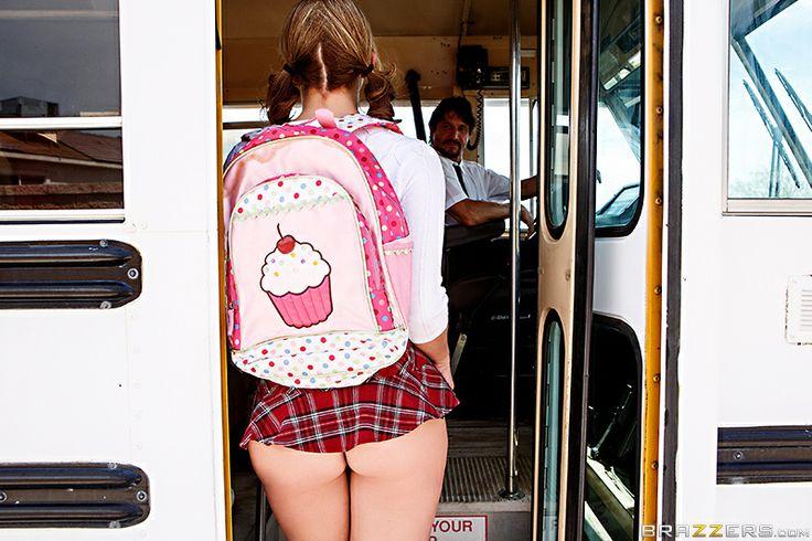 school girl mini skirt ass