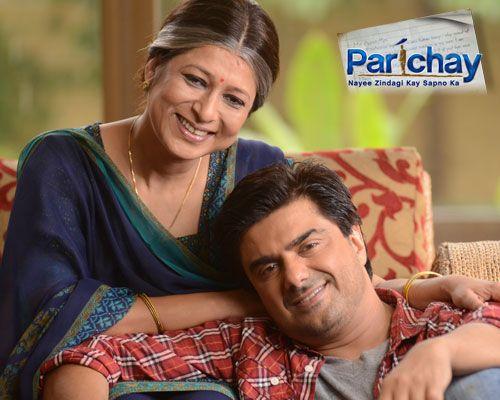 prichay | Parichay Serial | Couple photos, Couples, Color