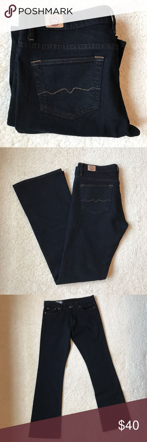 """Red Engine Scarlett Bootcut Jeans Black bootcut jeans in outstanding condition. so soft!! 😍 Made of 98% cotton 2% elastan with a 33"""" inseam Red Engine Jeans Boot Cut"""