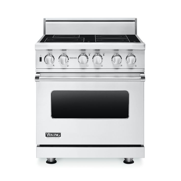 For those who want a commercial-style range, this Viking is the Hummer of cooking.