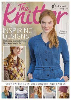 The Knitter Issue 93 2015 - 轻描淡写 - 轻描淡写