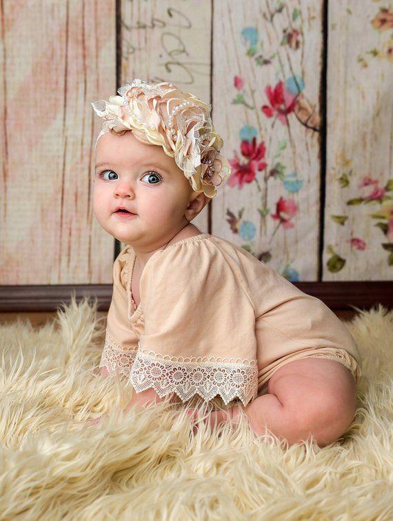 Baby bow and headband toddler girl headband nebworn girl headband infant girl headband baby girl gift set baby girl headband set