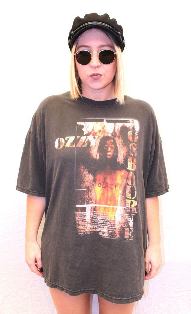 Ozzy Osborne Tee XL