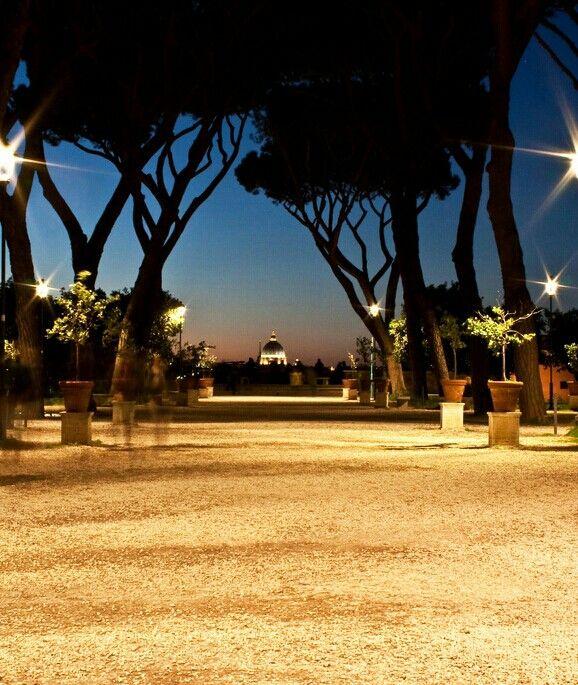 Giardino degli Aranci, Parco Savello, Rome