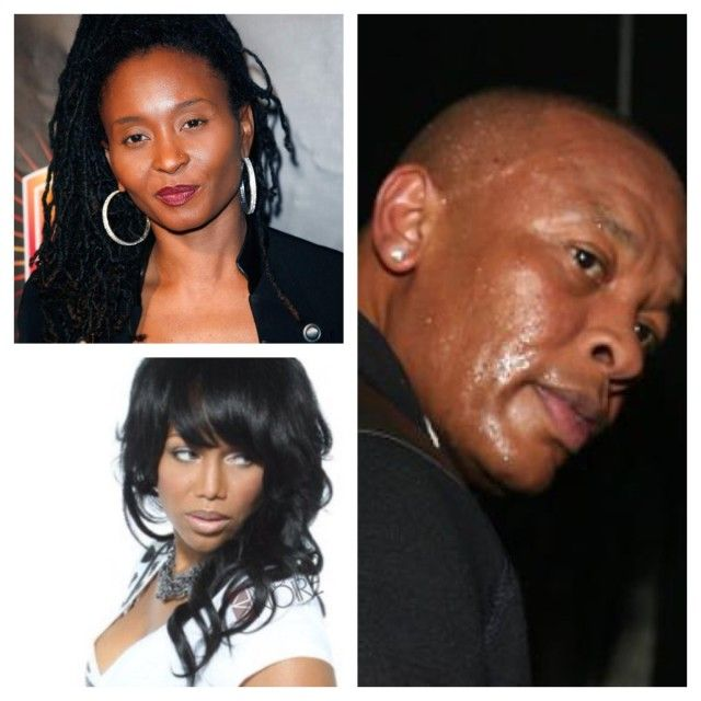 """Dee Barnes and Michel'le Toussaint respond to Dr Dre's public apology to """"the women I've hurt."""""""