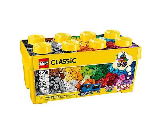 Střední kreativní box LEGO® - 10696 | Classic | LEGO Shop