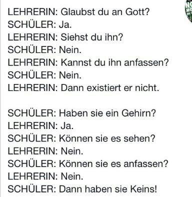 lehrer /schüler