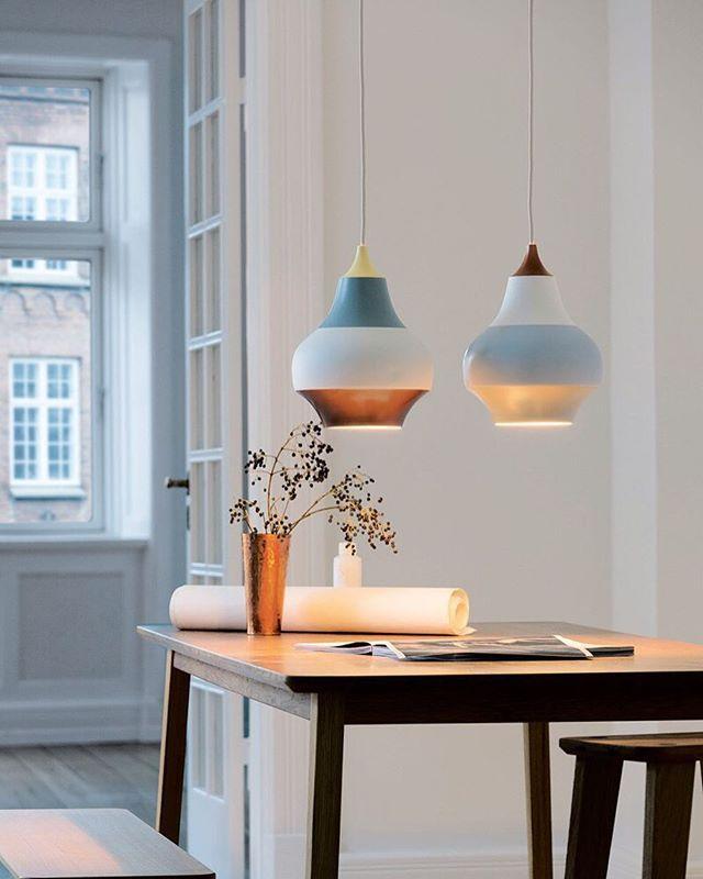 Lámparas que lucen tanto de día cómo de noche ✨ Colección #Cirque de…