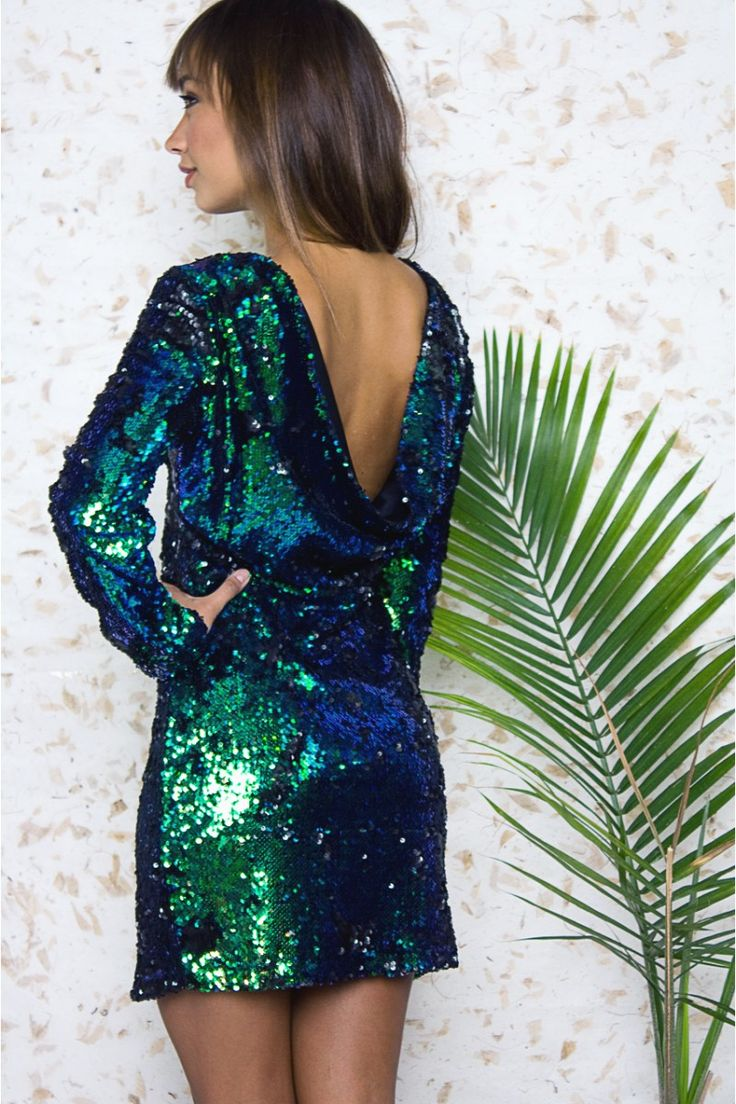 25 Best Ideas About Green Sequin Dress On Pinterest