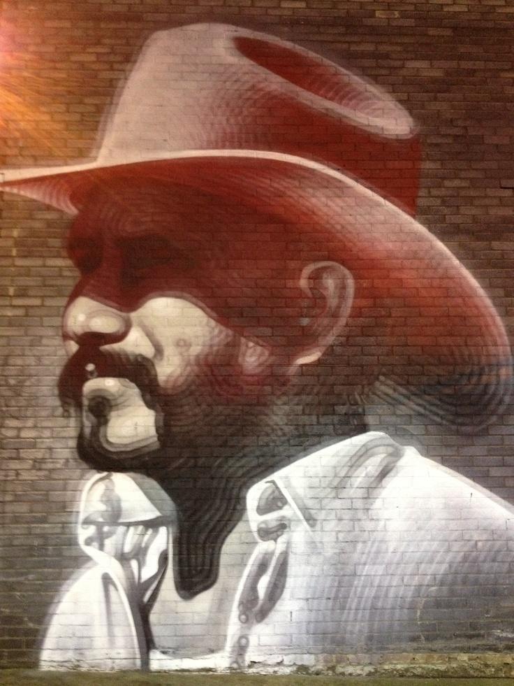 East London bricks!