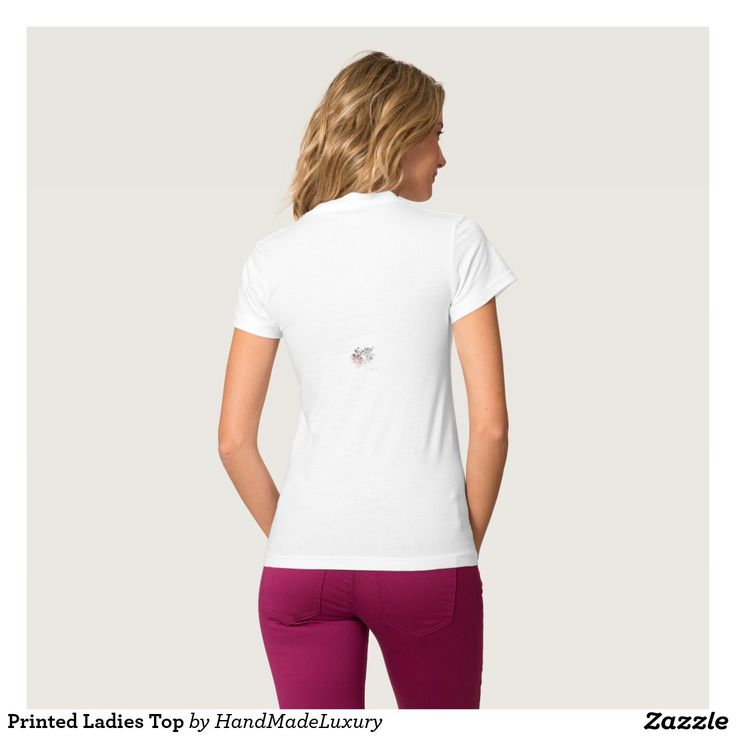 Your Custom Women's American Apparel Fine Jersey T-Shirt