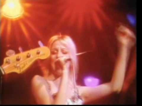The Runaways - Cherry Bomb - Official music video. I am in love with this song. Its raunchy & badass.