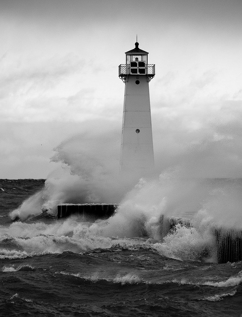 Sodus Point Light, Lake Ontario, New York