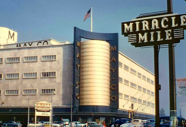 Miracle Mile - Wilshire and Fairfax