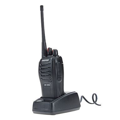 UHF 400-470MHz Walkie Talkie (VOX Function, Low Voltage Alert) – EUR € 18.14
