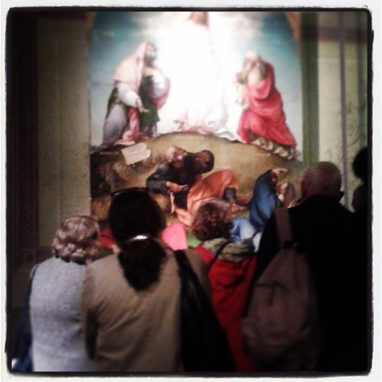 Interessante visita degli Amici del Castello di Versailles!!!