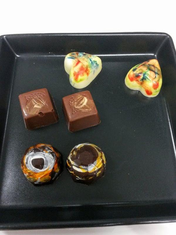 Markanpilkkuja: Suklaamestarin opissa ja hyviä fiiliksiä