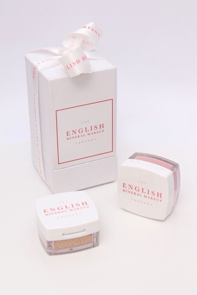 Cosmetics brand The English Mineral Makeup Company launches