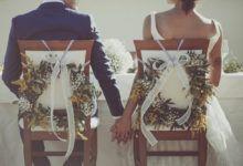 Lavanda e limoni per un matrimonio mediterraneo