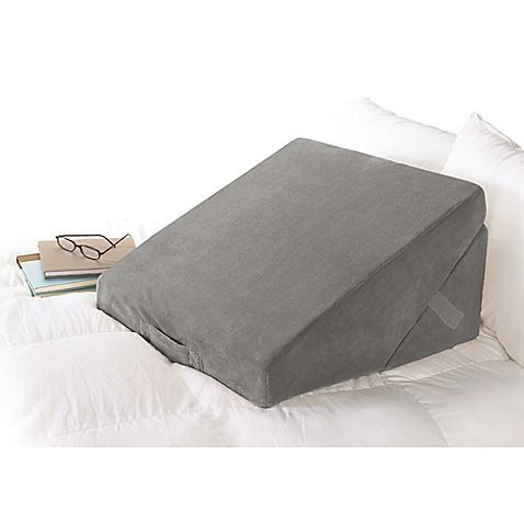 Sofa Pillows Brookstone in Bed Wedge Pillow