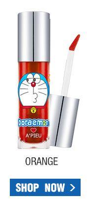 Kolaborasi A'PIEU dan Doraemon