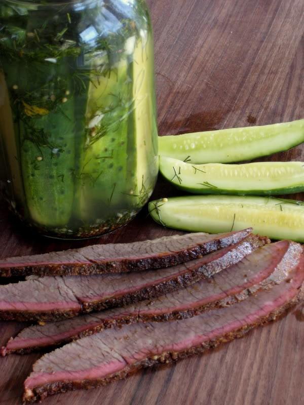 Garlic Dill Pickles   Dinner   Pinterest