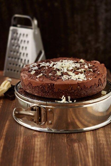 Kokeile syntisen suklaista sekä hurmaavan herkullista Marianne-kakkua!