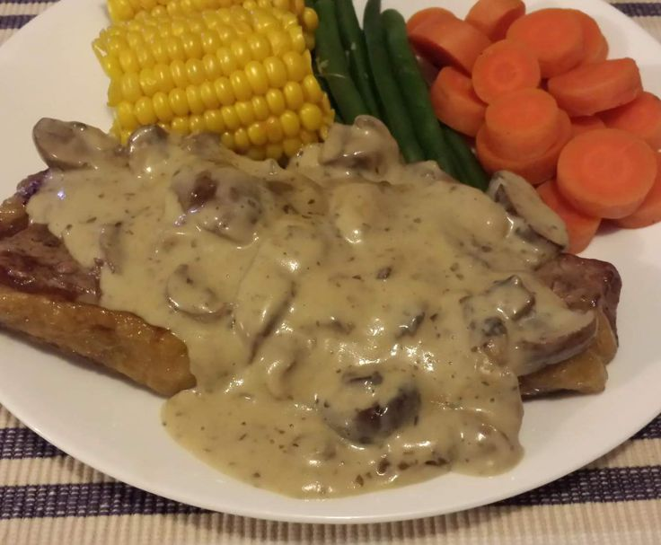 Recipe Annie's Mushroom Sauce by Anne-Louise - Recipe of category Sauces, dips & spreads