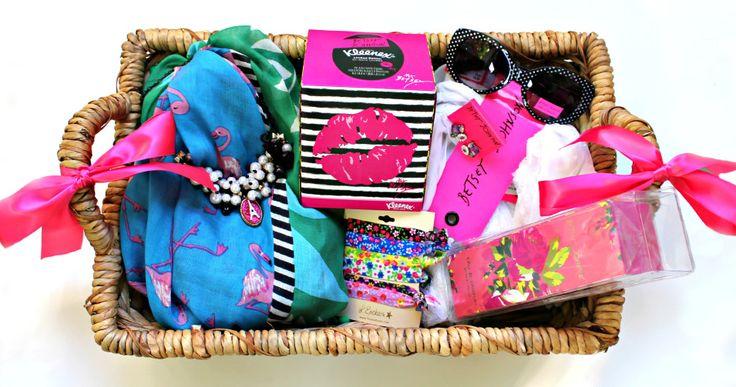 Cute Wedding Gift: 25+ Cute Bridal Shower Baskets Ideas On Pinterest
