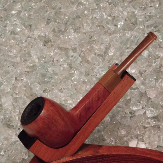 """""""Tobacco Pouch"""" Grecian Wood Apple Shape Vintage Estate Tobacco Smoking Pipe at https://www.etsy.com/listing/269226539/estate-pipe-tobacco-pouch-grecian"""
