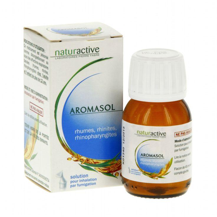 Aromasol flacon de 45 ml Naturactive (médicament conseil) - Pharmacie en ligne Prado Mermoz