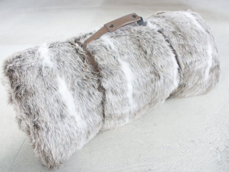 Lynx Faux Fur Throw NZ $145, I am lined with soft beige velboa & ready to snuggle when you are!