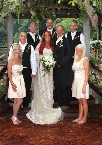 Michael mayberry wedding