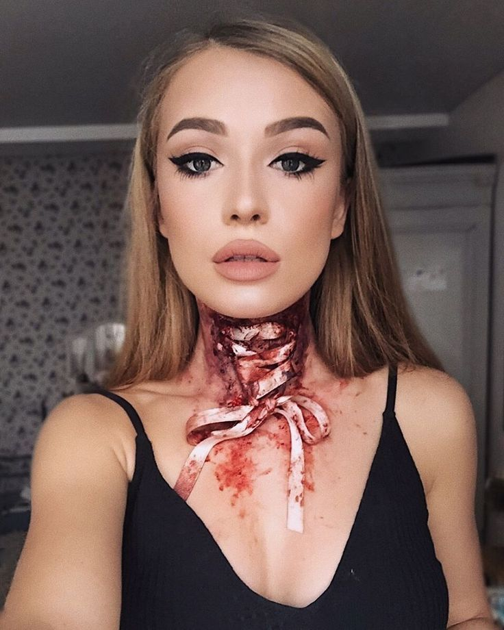 Irritierendes Make Up für Halloween – Gadget, Technik und Kunst- News