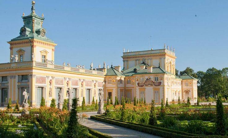 Muzeum Pałacu Króla Jana III w Wilanowie /Warszawa, Polska
