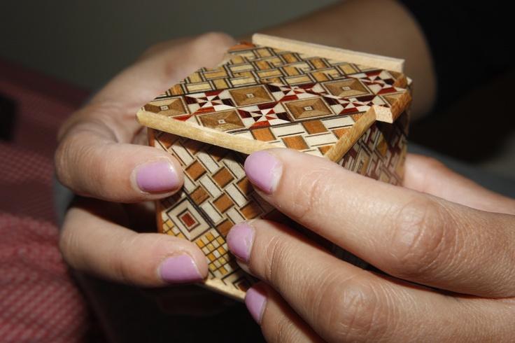 ...Japanese Puzzle Box :)))))