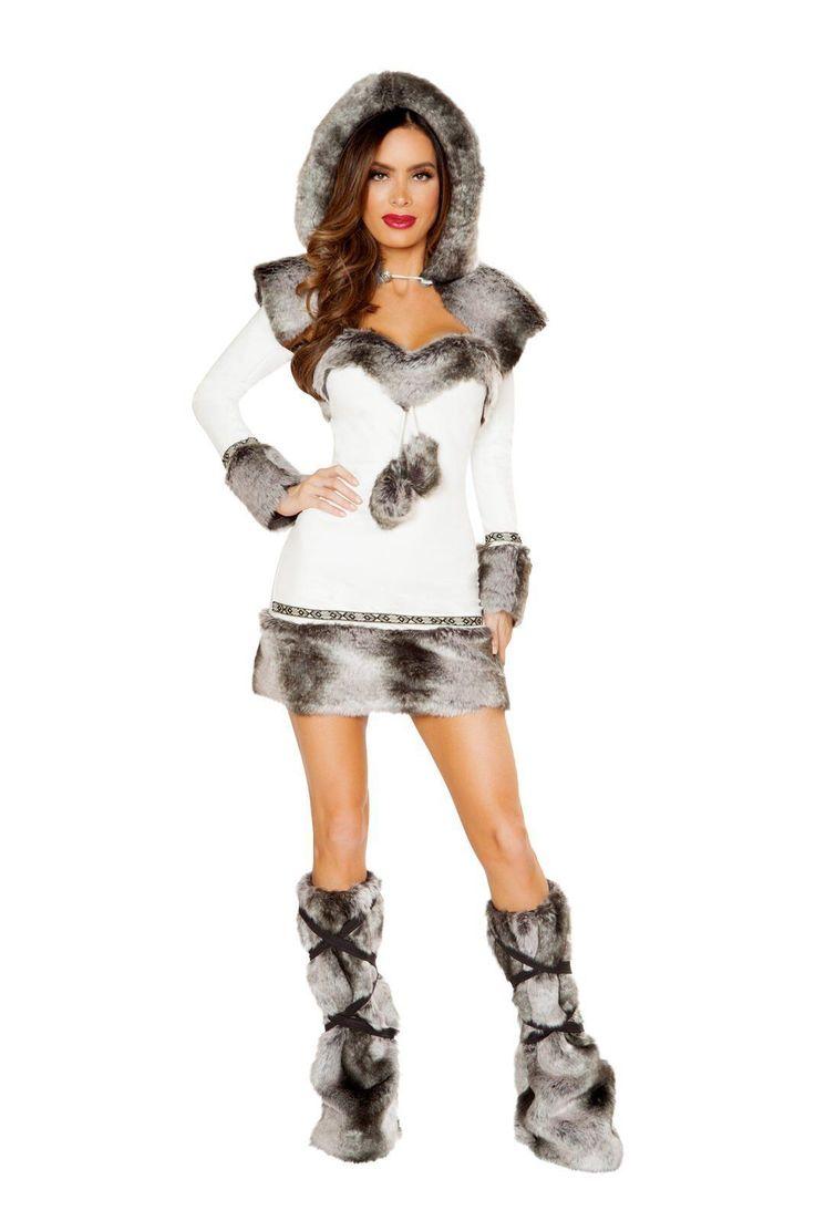 Roma Costume 4807 - 2Pc Eskimo Hottie #shrugsfordresses