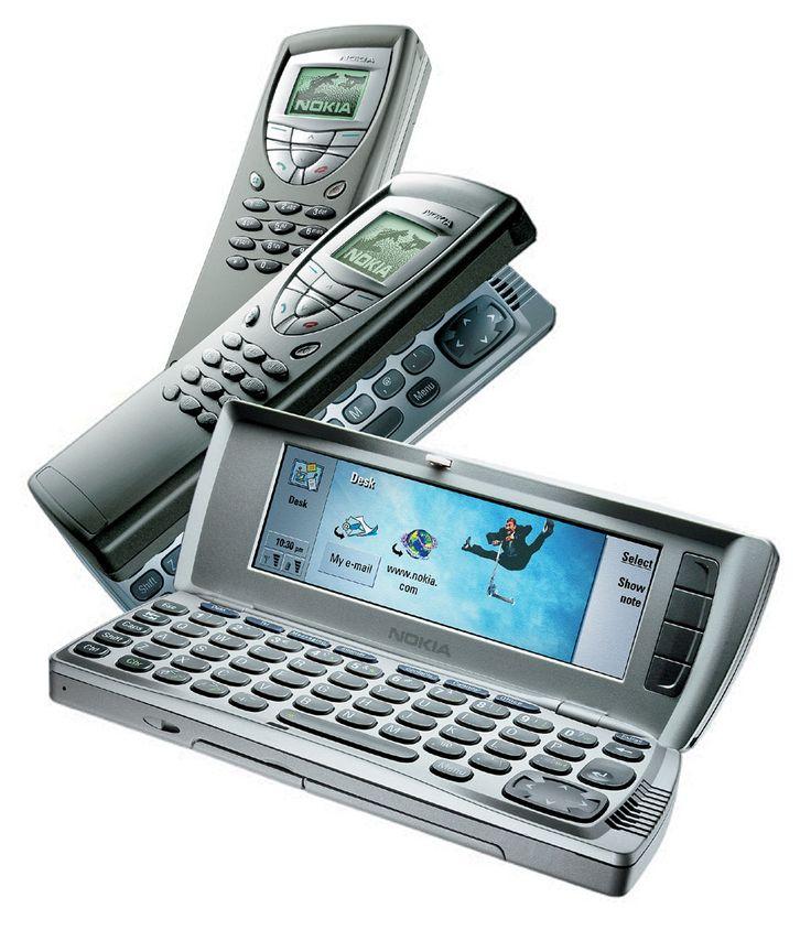 Nokia 9210i Communicator (2002)