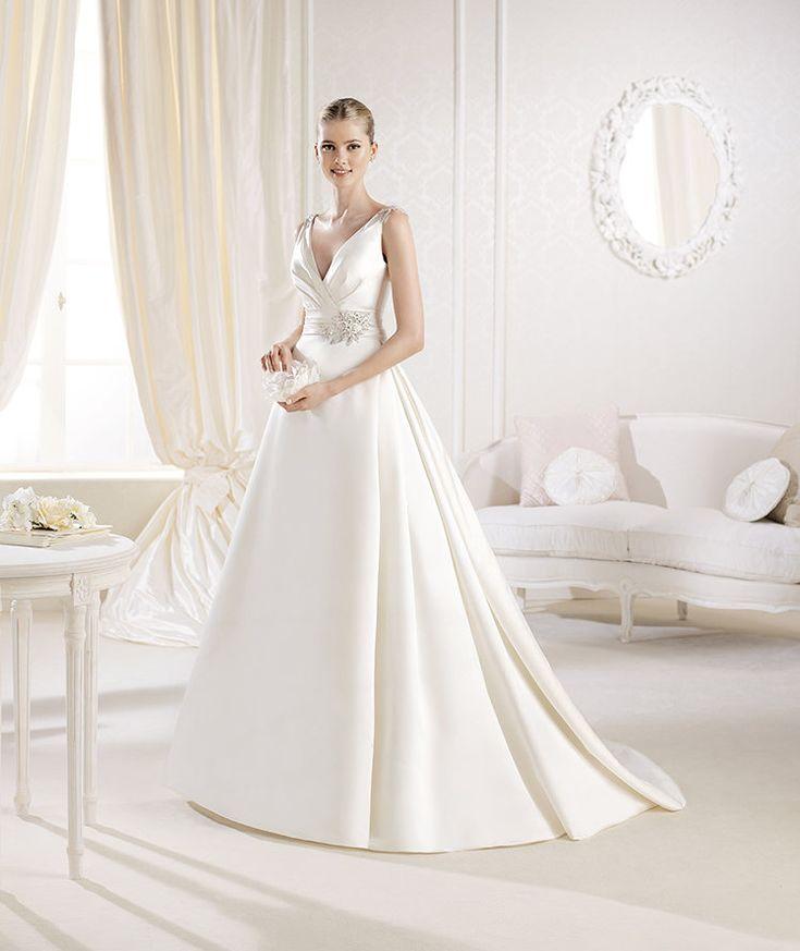 La Sposa presents Idaia style from Costura 2014 collection | La Sposa