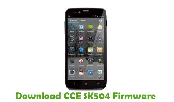 Cce Sk504 Firmware Phone